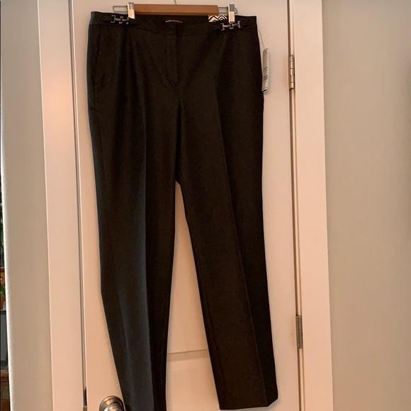 Dana Buchman Pants - Dark gray pants, new with tags